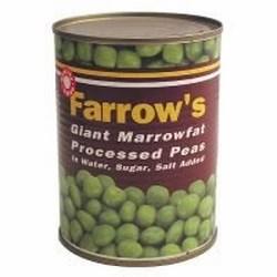 Farrow Peas