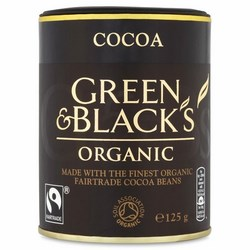 Green and Blacks Hot Chocolate