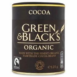 Green and Blacks Hot Chocolate