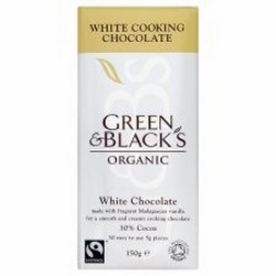 Green And Blacks Cooking Chocolate