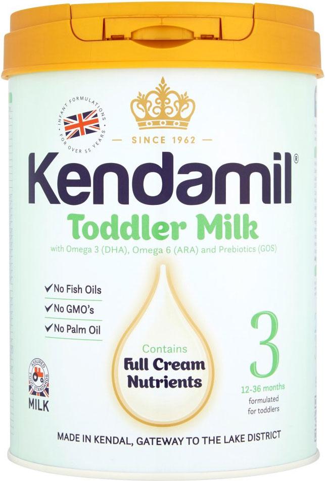 Kendamil Baby Formula