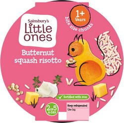 Sainsburys Little Ones Food and Formula