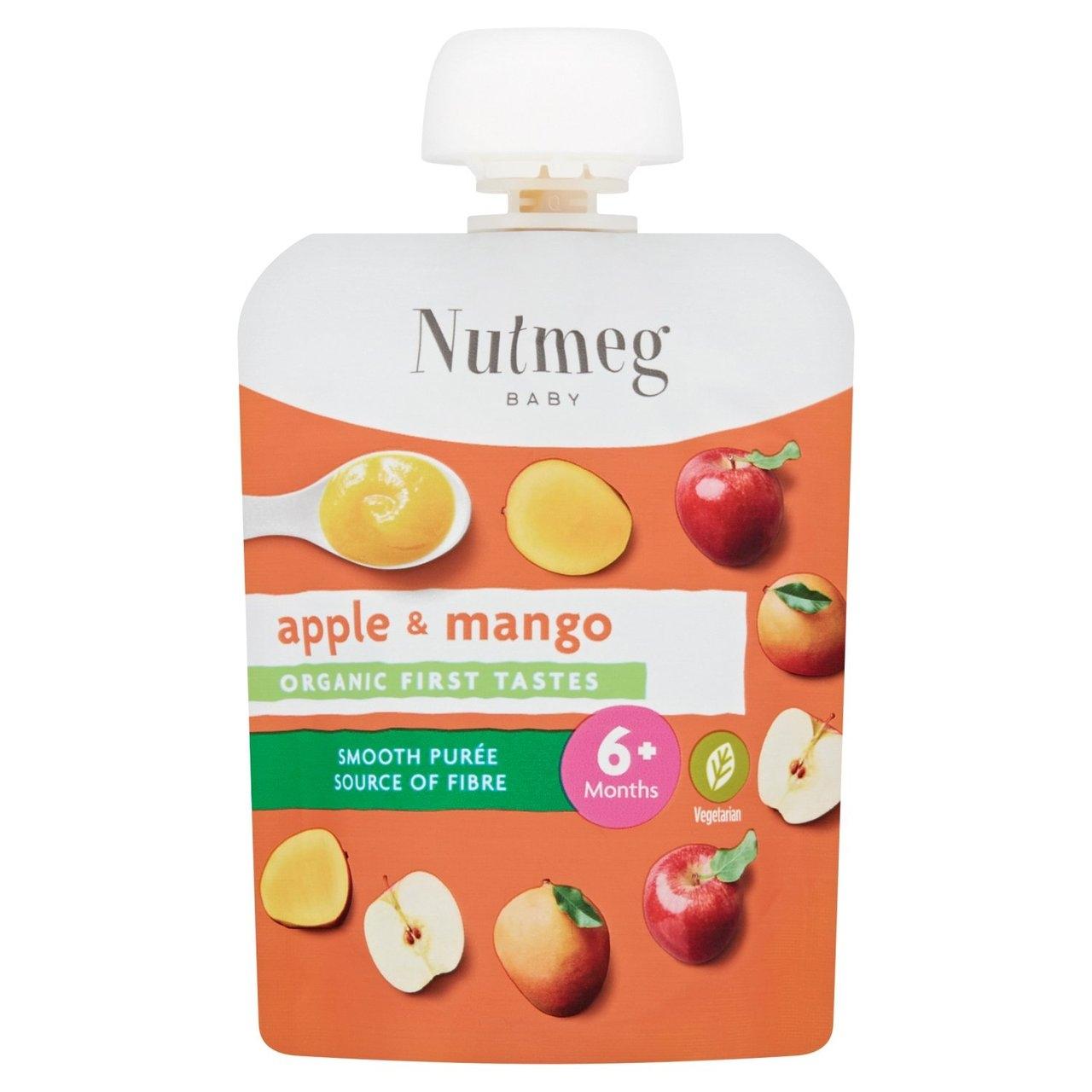 Nutmeg Baby Food