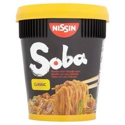 Nissin Instant Soba Noodles