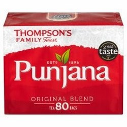 Thompsons Punjana Tea