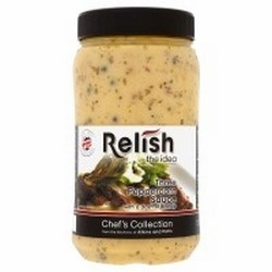 Relish the Idea Sauces