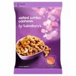 Sainsburys Nuts and Snacks