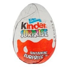 Kinder Surprise Chocolate Eggs