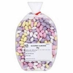 Glisten Sugar Almonds