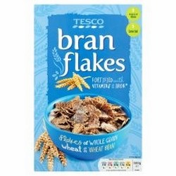 Tesco cereals