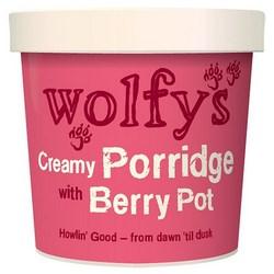 Wolfys Porridge Pots