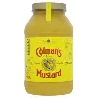 Catering Size Colmans English Mustard 2.25 Litre.