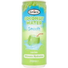 Grace Coconut Water Smooth 310ml Can