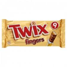 Twix 9 Twin Packs
