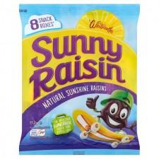 Whitworths Sunny Raisins 8x14g