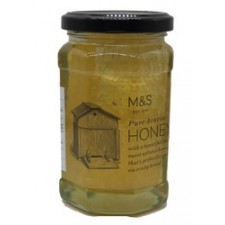 Marks and Spencer Acacia Honey with Honeycomb 360g