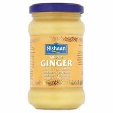 Nishaan Minced Ginger 283g