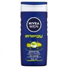 Nivea Energy Shower Gel for Men 250ml