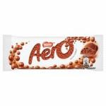 Retail Pack Nestle Aero Milk Bar 36g x 24