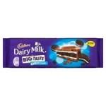 Cadbury Dairy Milk Big Taste Oreo 300g