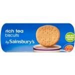 Sainsburys Rich Tea Biscuits 200g