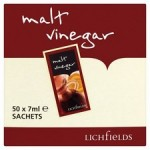 Lichfields Malt Vinegar 50 x 7ml