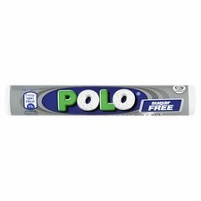Nestle Polo Sugar Free Box of 48 Rolls