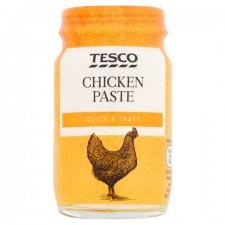 Tesco Chicken Paste 75g