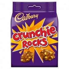 Cadbury Crunchie Rocks Pouch 110g
