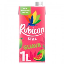 Rubicon Guava Juice Drink 1 Litre Carton