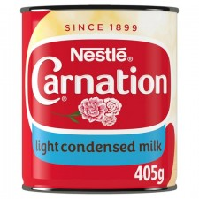 Nestle Carnation Light Condensed Milk 405g