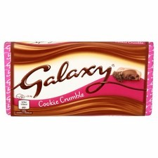 Retail Pack Galaxy Cookie Crumble 114g x 24