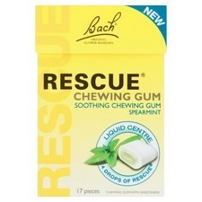 Rescue Spearmint Chewing Gum 37g