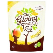 The Giving Tree Mango Crisps 18g