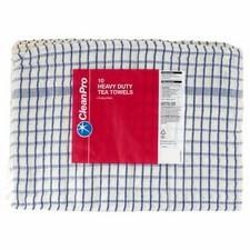 Clean Pro 10 Heavy Duty Tea Towels 45cm x 68cm