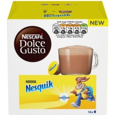 Nescafe Dolce Gusto Nesquik 16 Pods