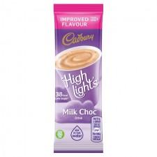 Retail Pack Cadbury Highlights Milk Stickpack 30x11g