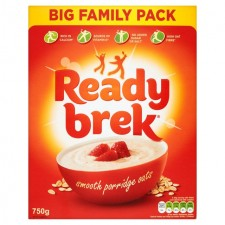 Ready Brek Original 750g.