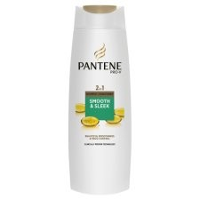 Pantene Shampoo Plus Conditioner 3 in 1 Smooth and Sleek 360ml