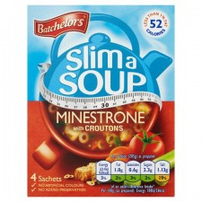 Batchelors Slim A Soup Minestrone 4 sachets