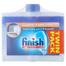 Finish Dishwasher Cleaner Original 2 x 250ml