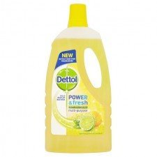 Dettol All Purpose Cleaner Lemon and Lime 1L