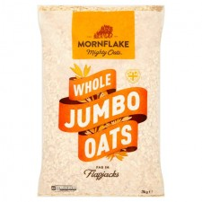 Catering Pack Mornflake Jumbo Oats 3kg