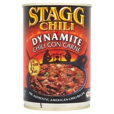 Stagg Chili Dynamite Hot Chili Con Carne 400g