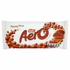 Aero Milk Chocolate 90g Bar