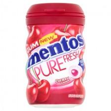 Mentos Gum Pure Fresh Cherry 100g