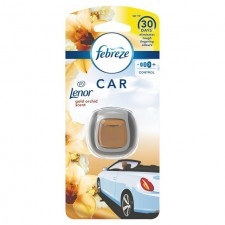 Febreze Car Clip Air Freshener Gold Orchid 2ml