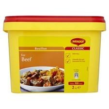 Maggi Beef Bouillon 2kg