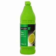 Chefs Larder Lime Juice 1 Litre