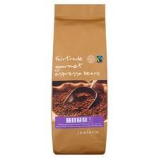 Lichfields Fairtrade Gourmet Espresso Beans 1kg